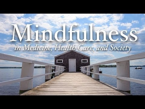 Mindfulness; in Medicine, Health Care and Society