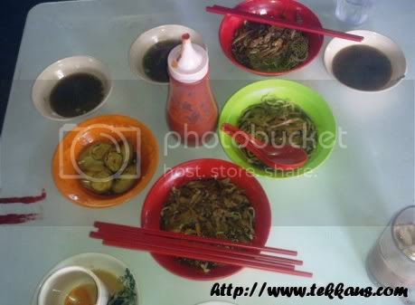 Temple,Malacca Duck Noodle