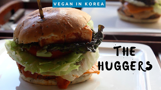 The BEST Vegan Burger in Seoul, Vegan In Korea Pt.5 (video) • Wonderlifeofsara