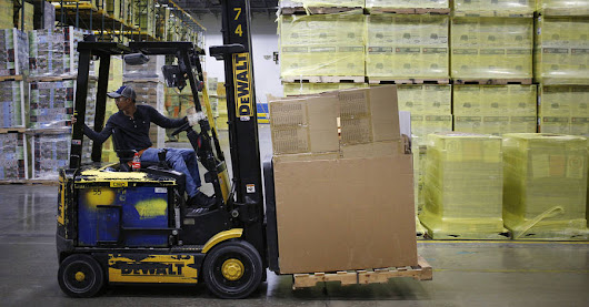 Logistics Hiring Surged in May on Growing Freight Demand - WSJ