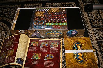 World of Warcraft Brettspiel Packungsshot