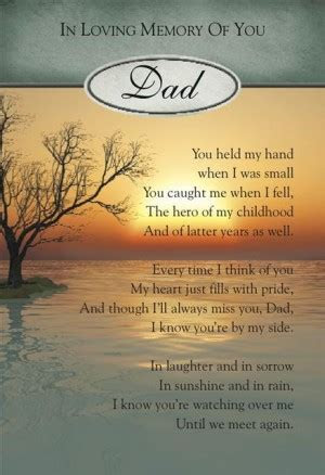 One Year Death Anniversary Quotes For Dad