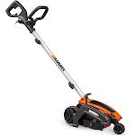 Worx 12 Amp 7.5 inch Electric Lawn Landscape Grass Yard Edger & Trencher Trimmer by VM Express WG896