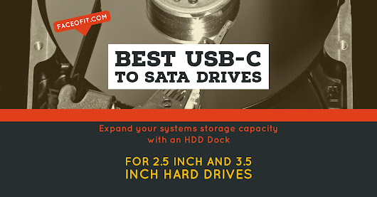 Best USB-C to SATA Docking Station For 2.5 Inch and 3.5 Inch Hard Drive