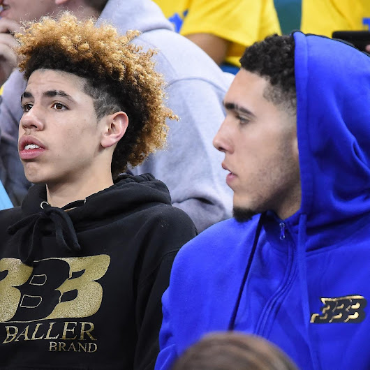 Report: LiAngelo, LaMelo Ball Sign 1-Year Contracts with Prienu Vytautas | Bleacher Report