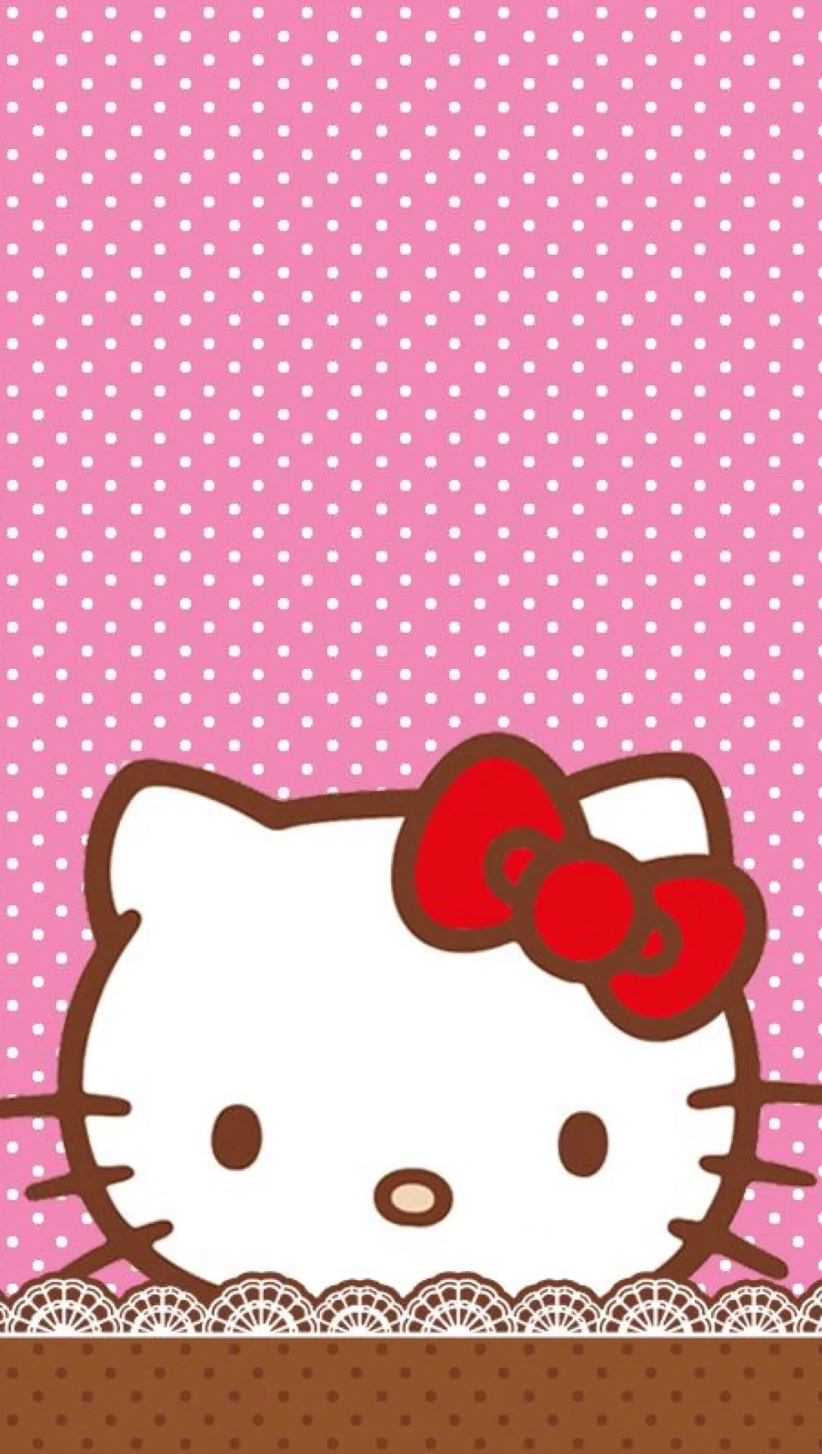 Wallpaper Hello Kitty Love 69 Images