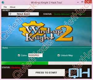 wind up knight android cheats