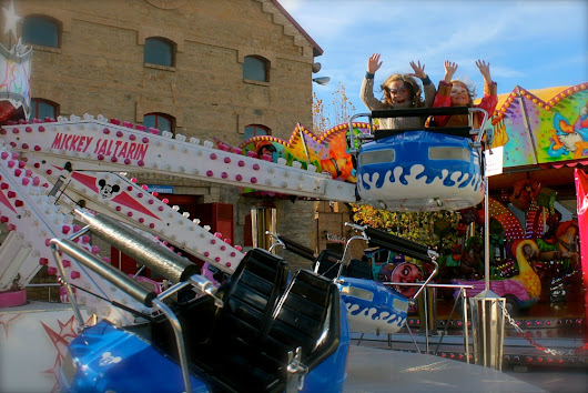 Juveandalus 2014 – Granada's Feria of Childhood and Youth | Granada Spain