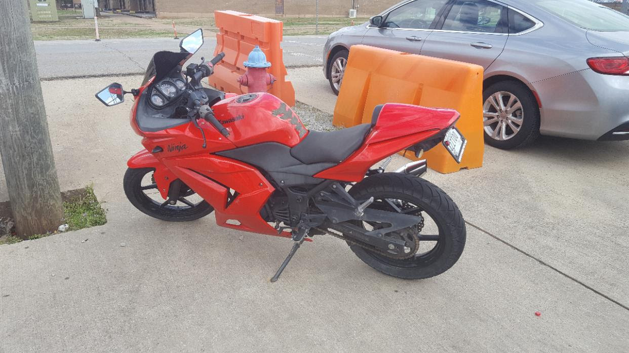 Kawasaki Ninja 250r Motorcycles For Sale In Kentucky