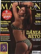 Maxmen Março de 2007 - Dania Neto