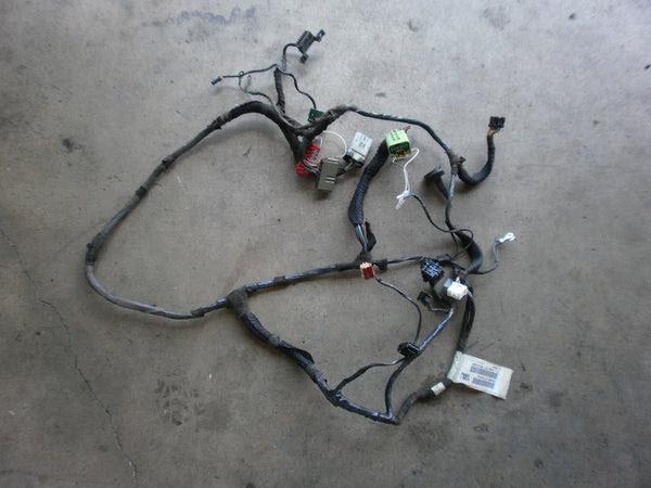 Jeep Yj Dash Wiring Harness