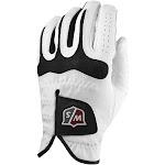 Wilson Staff Grip Soft Golf Gloves (3-Pack), Fits on Left Hand Cadet Large