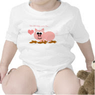 Little Pig Onsie shirt
