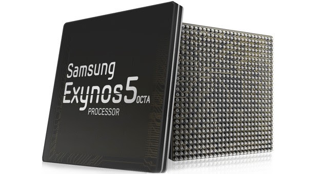 Samsung puts Exynos 5 Octa in mass production, no prizes for guessing where it shows up