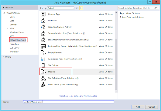 SharePoint 2013 Hosting - HostForLIFE.eu :: How To Use Visual Studio To Create Costum Master Page - European Sharepoint 2013 Hosting Blog