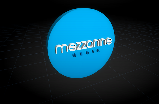 Experimenting with 3D web graphics to build a logo using three.js / Dom Sammut