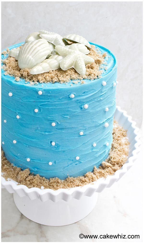 Simple Cake Decorating Ideas How To Decorate A Cake For Beginners