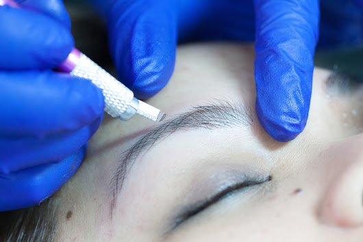 How To Get The Perfect Eyebrow With Microblading