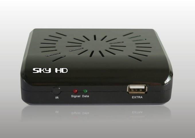 AZPLUZ DONGLE I-BOX SKY HD - ATUALIZAÇÃO 24/10/2013