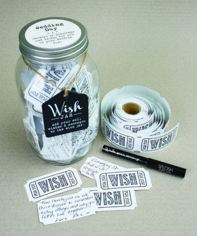 Wish Jars | Wish upon a jar-