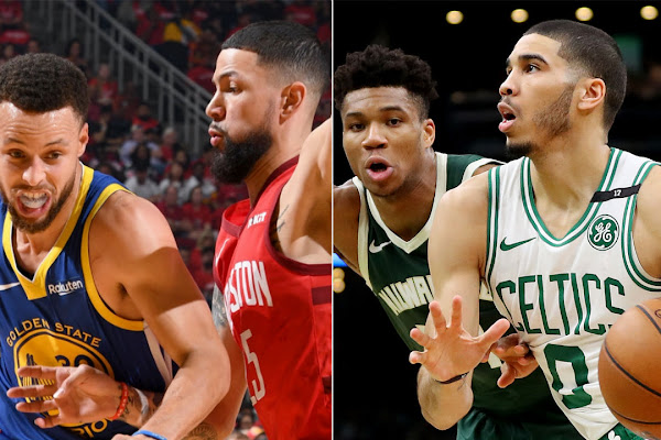 bf9cd4835c88 NBA Playoffs 2019  What to watch for in Game 4 of Celtics-Bucks and Rockets- Warriors
