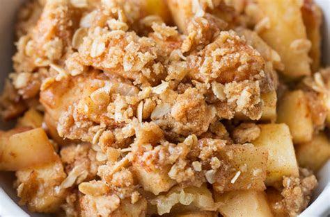 apple crisp bake