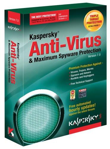 Kaspersky Anti-Virus 7.0 [OLD VERSION]