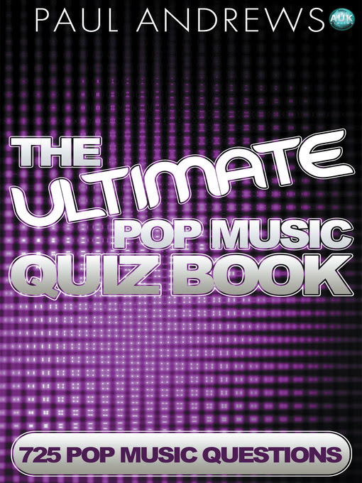 pop music quiz questions - DriverLayer Search Engine