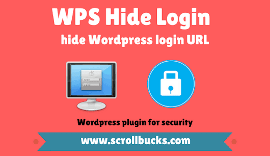 How to change Wordpress login URL using WPS hide login? - ScrollBucks