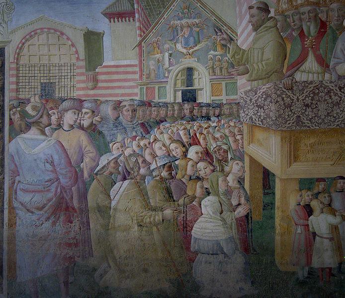 Bienheureux Pacifique. Compagnon de saint François d'Assise († 1230)