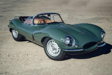 LA MOTOR SHOW: Jaguar reveals new XKSS