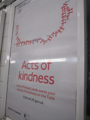 Acts of Kindness Tube Poster