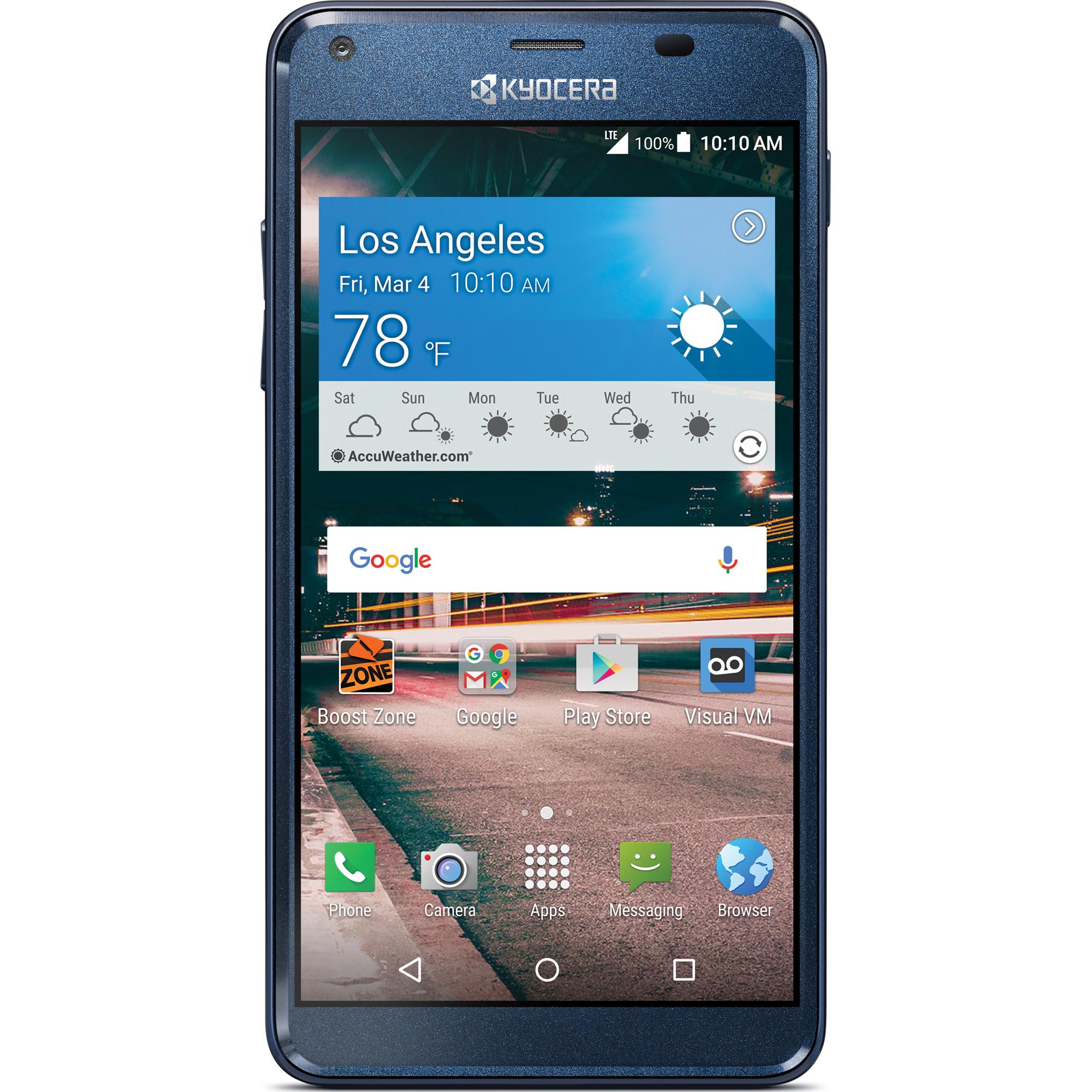 Boost Mobile NC6743--C1659IBOM Hydro REACH Waterproof ...