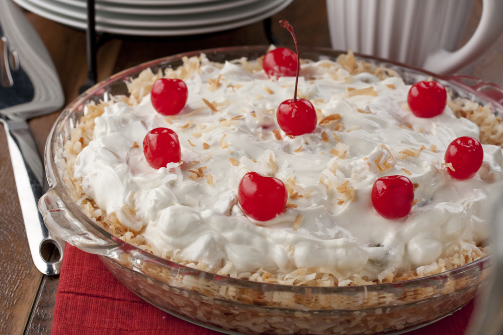 Best Ambrosia Pie Mrfood Com