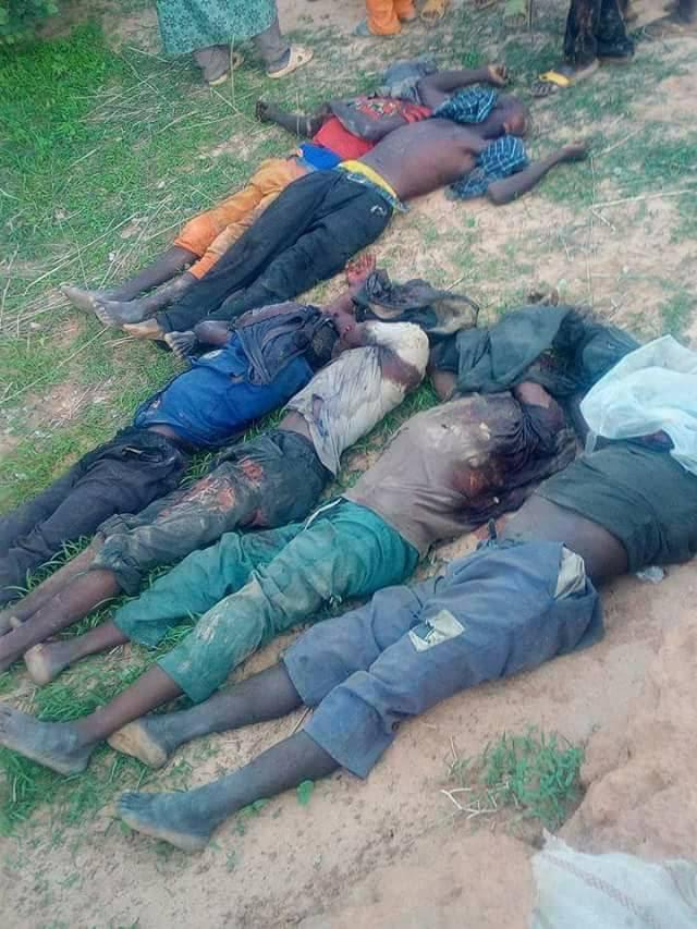 6 Killed As Gunmen Storm Mosque In Zamfara State (Graphic Photos)