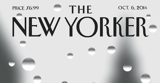 'The New Yorker' Does Its First GIF Cover