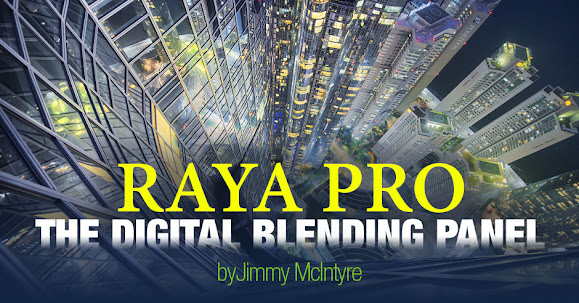 Review: Raya Pro - the Digital Blending Panel for Photoshop