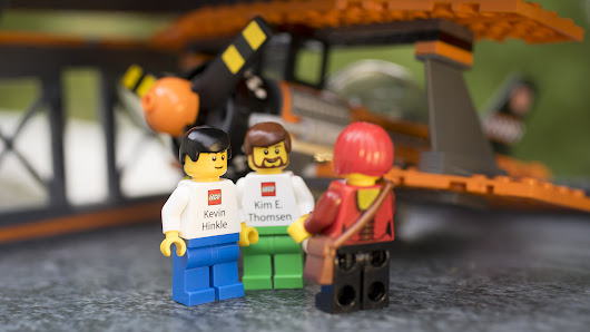 LEGO City changed my life - Toy Photographers
