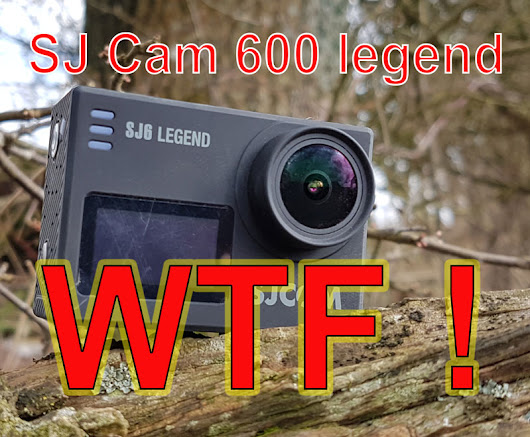 SJCam 600 Legend the truth - Metal detecting - 101