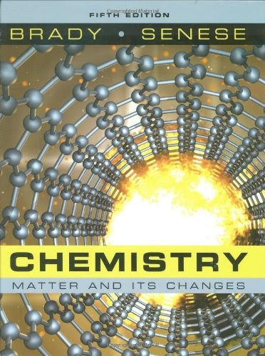 [PDF] Chemistry: The Study of Matter and Its Changes, 5th Edition Free Download