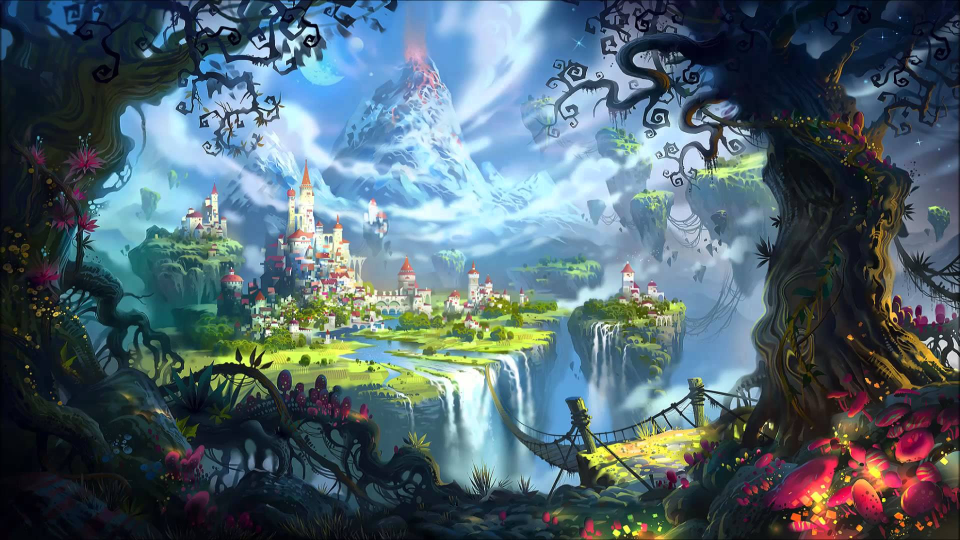 Image for Fantasy World
