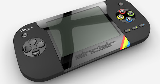 CLICK HERE to support The Sinclair ZX Spectrum Vega Plus Console