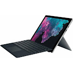 Microsoft Surface Pro with Black Type Cover Intel Core M3, 4gb, 128GB SSD, Silver