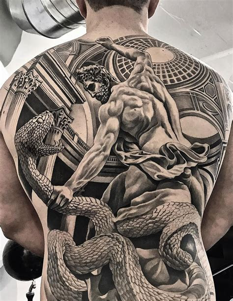 amazingly detailed full tattoos demilked