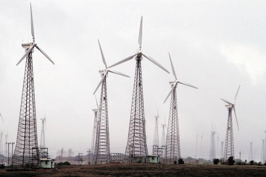 India adds record 5,400MW wind power in 2016-17