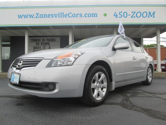 2007 Nissan Altima 2.5 sl for sale at Car Nation | Used Cars Zanesville