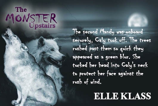 Book Blitz: The Monster Upstairs by Elle Klass with Giveaway!