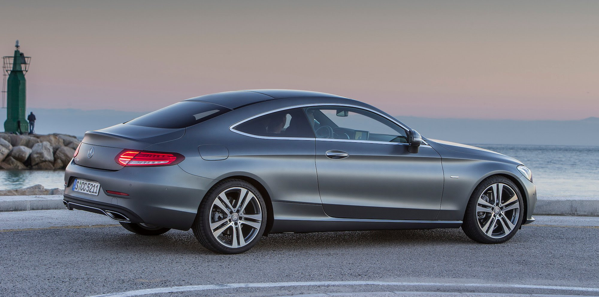 2016 Mercedes-Benz C-Class Coupe Review   CarAdvice