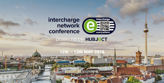 » Live Blog Intercharge Network Conference 2016.