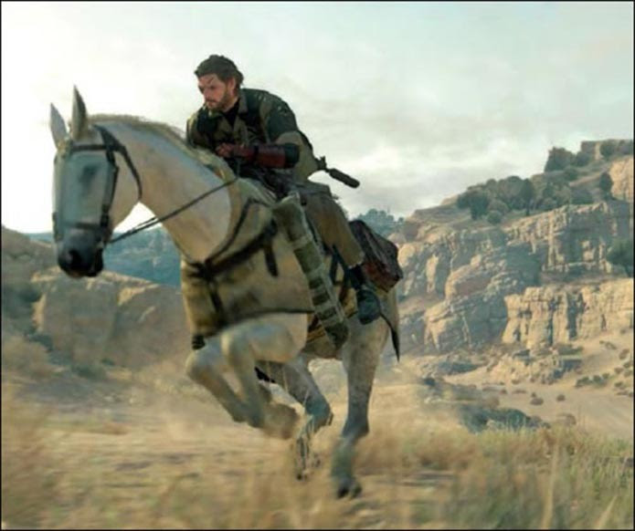 Metal Gear Solid 5: confira as novas imagens do game (Foto: reprodução)
